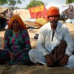 Jeden z Rupa Ramów z żoną/siostrą