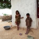 Dzieciaki w domu Rupy