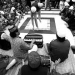 Delhi, Nizamuddin Dargah, datki dla orkiestry