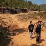 Przygraniczna wioska w okolicy Moreh