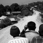 Na trasie Behiang - Singhat