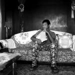 Pukpui, w domu school mastera