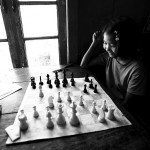 Pukpui, partyjka szachow z Ruti
