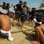 Tuipang, Lyuva Khutla Festival, Bamboo dance