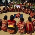 Tuipang, Lyuva Khutla Festival, rytual pogrzebowy