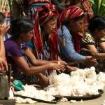 Tuipang, Lyuva Khutla Festival, bawelniane warsztaty