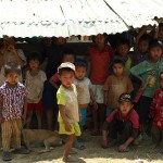 Dzieciaki w Khaikhy