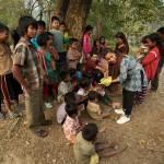 Cukierki dla dzieci w Supha