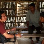 Val w szkole w Supha
