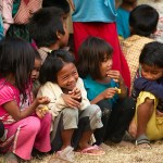 Dzieci w Supha