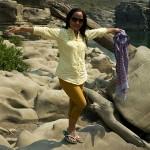 Chhura / Saphao stones, Mamte pozuje