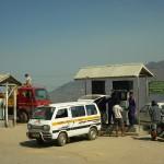 Saiah - jedyna (!) stacja benzynowa w calym wojewodztwie