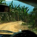 Lungbun, w drodze do rzeki Kolodyne