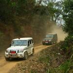 Wladze jada do Birmy, jutro oficjalnie otworza most