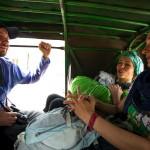 W drodze do Barsany